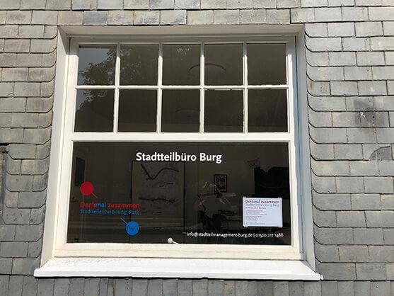 Stadtteilbüro Solingen-Burg