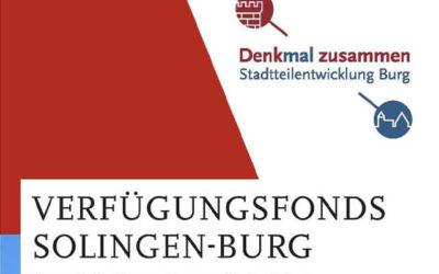 Start Verfügungsfonds – Mitmacher*innen gesucht!