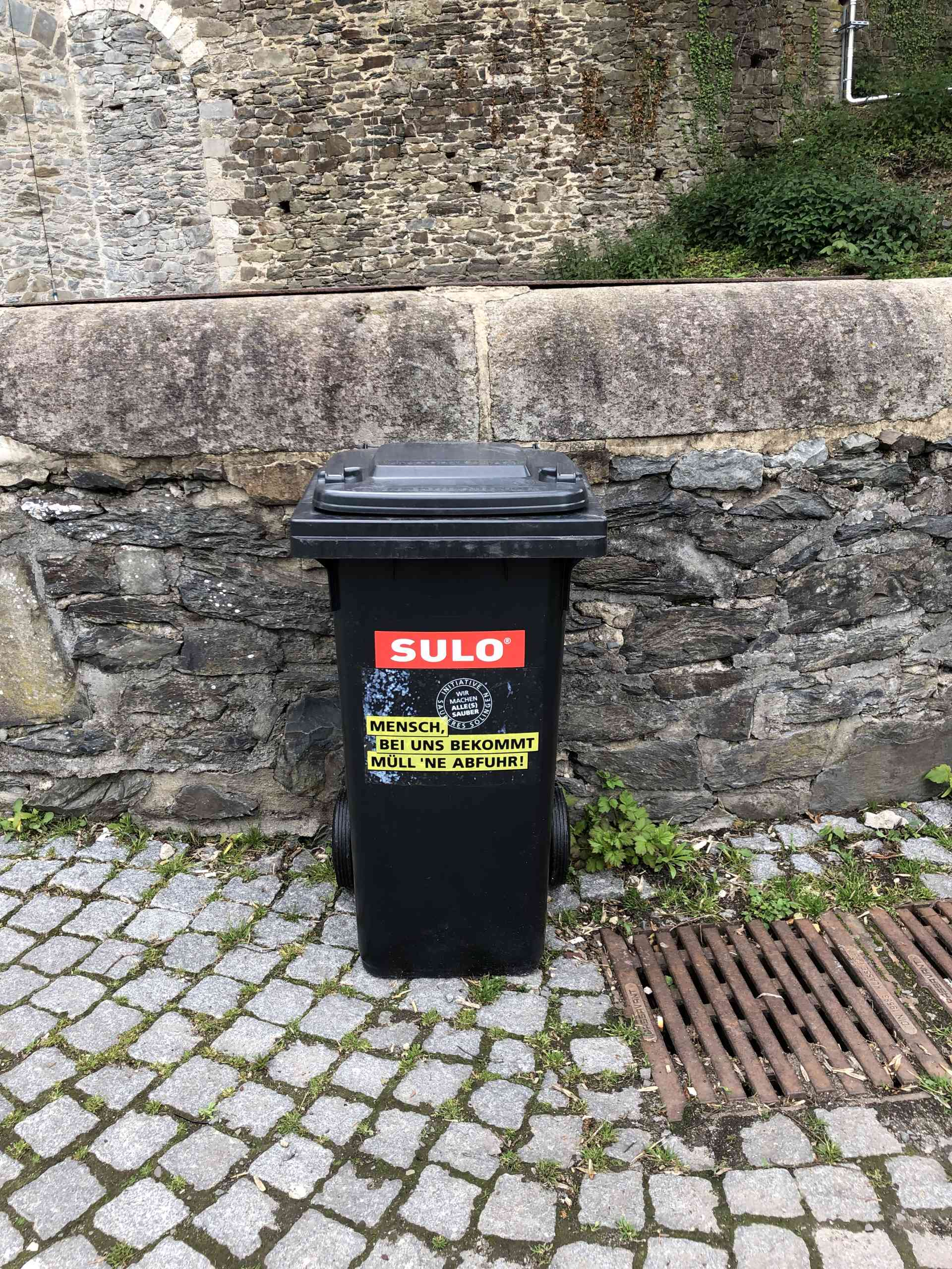Verfügungsfond Solingen-Burg